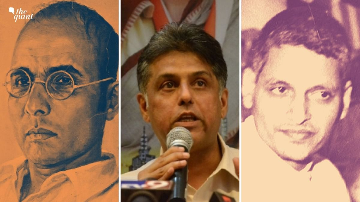 'Why Not Godse?': Cong's Jibe Over Bharat Ratna Bid for Savarkar