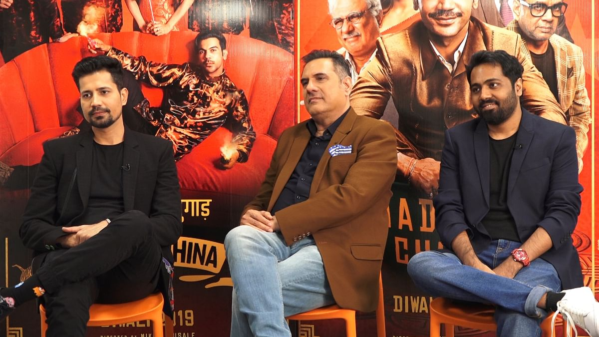 You Can't Make a Good Film Out of a Bad Script: Boman Irani