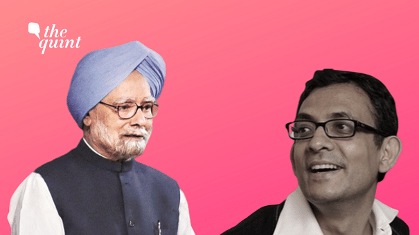 Manmohan Singh Congratulates Abhijit Banerjee on  Winning Nobel