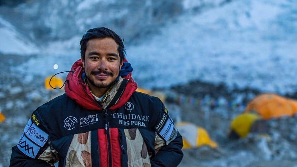 Nepali Smashes Speed Record For Climbing World's 14 Highest Peaks