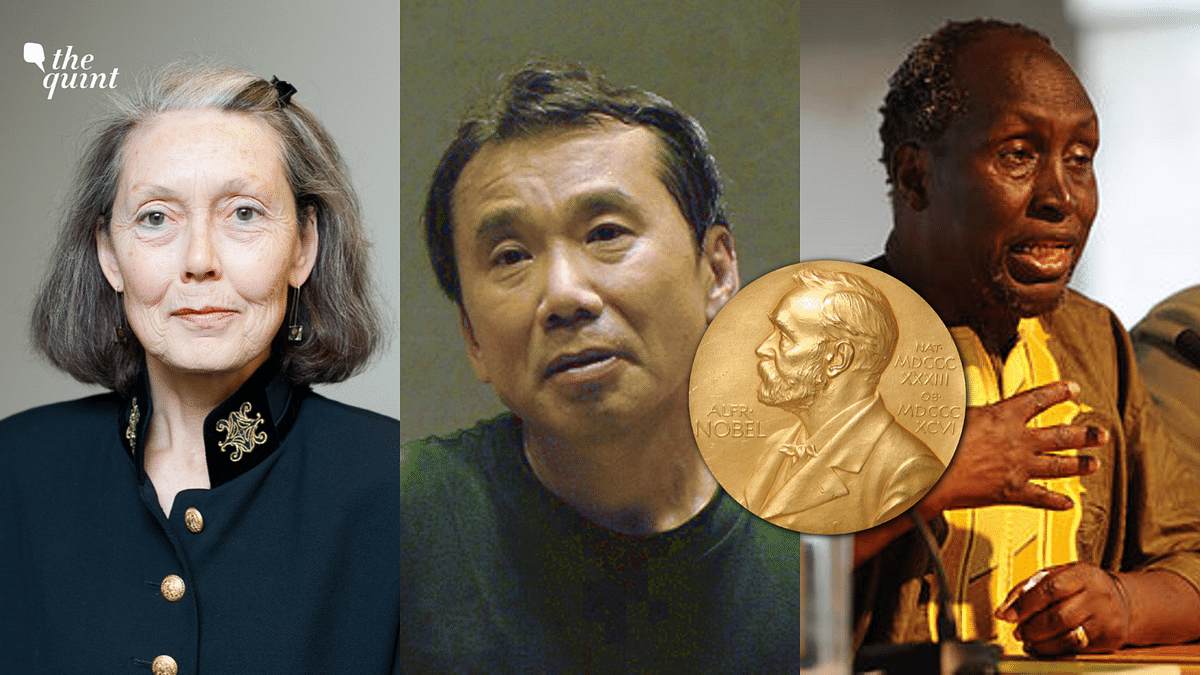 Here's Who the Internet Thinks Will Win the Nobel for Literature