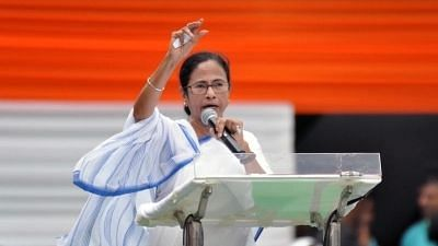 File photo of CM Mamata Banerjee.