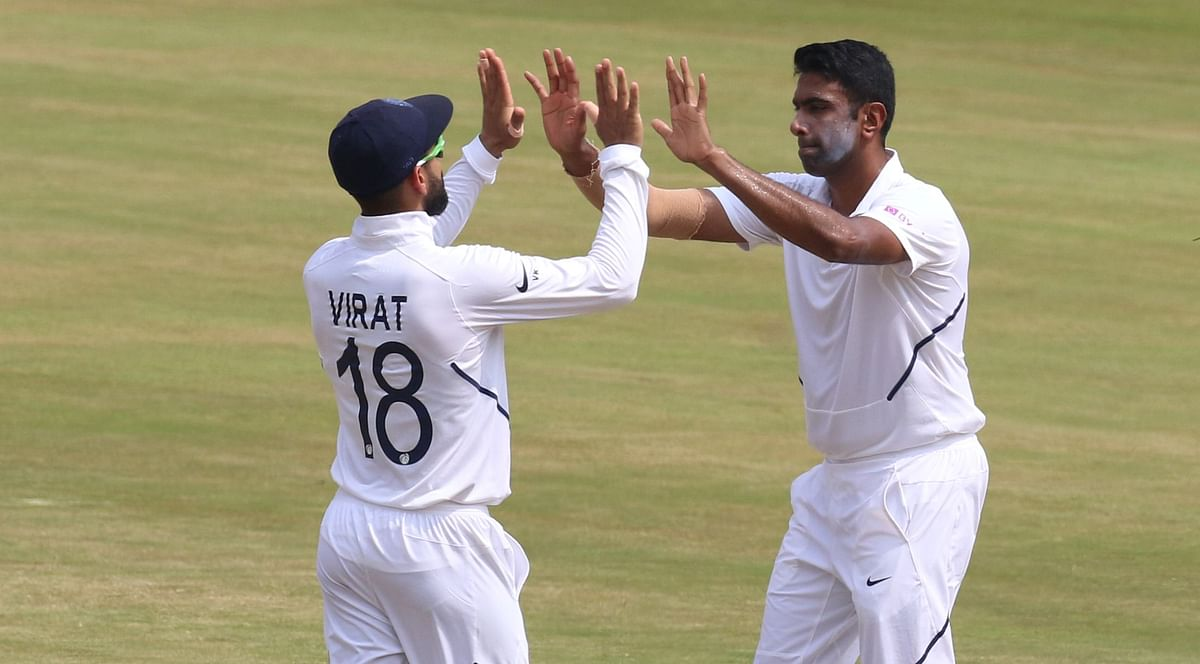 """<div class=""""paragraphs""""><p>During his time away from the national team, R Ashwin's future as a player and his compatibility with skipper Virat Kohli was constantly questioned.</p></div>"""