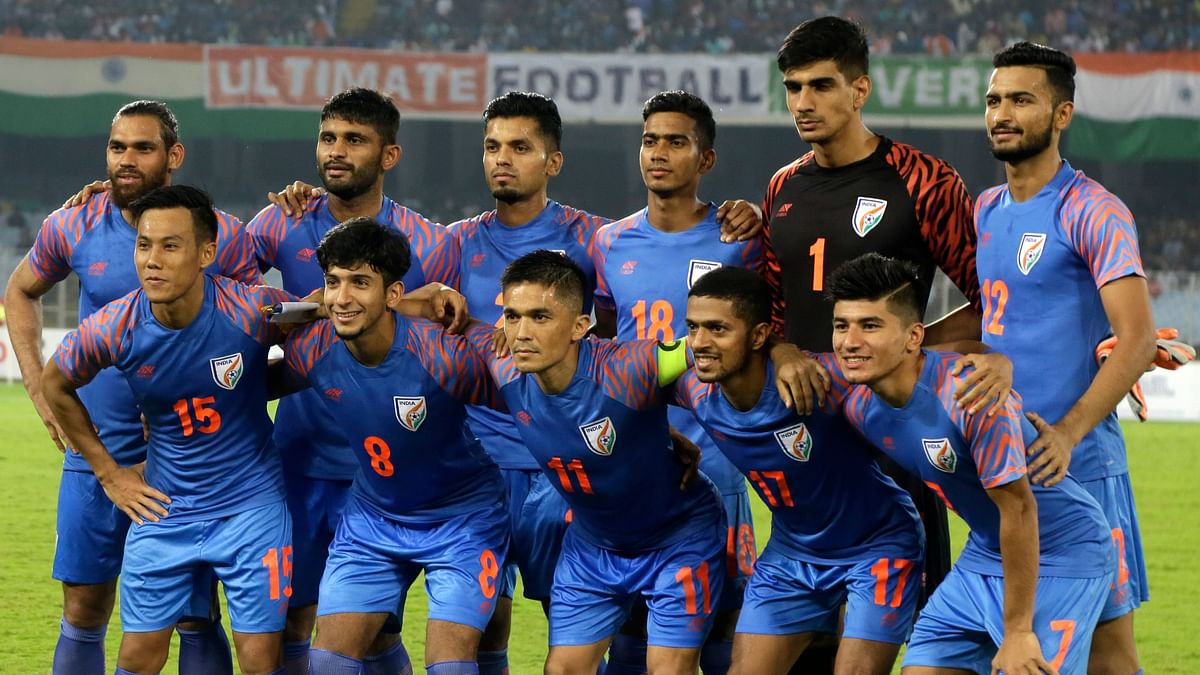 Indian Football Team Slip to 106 in Latest FIFA Rankings