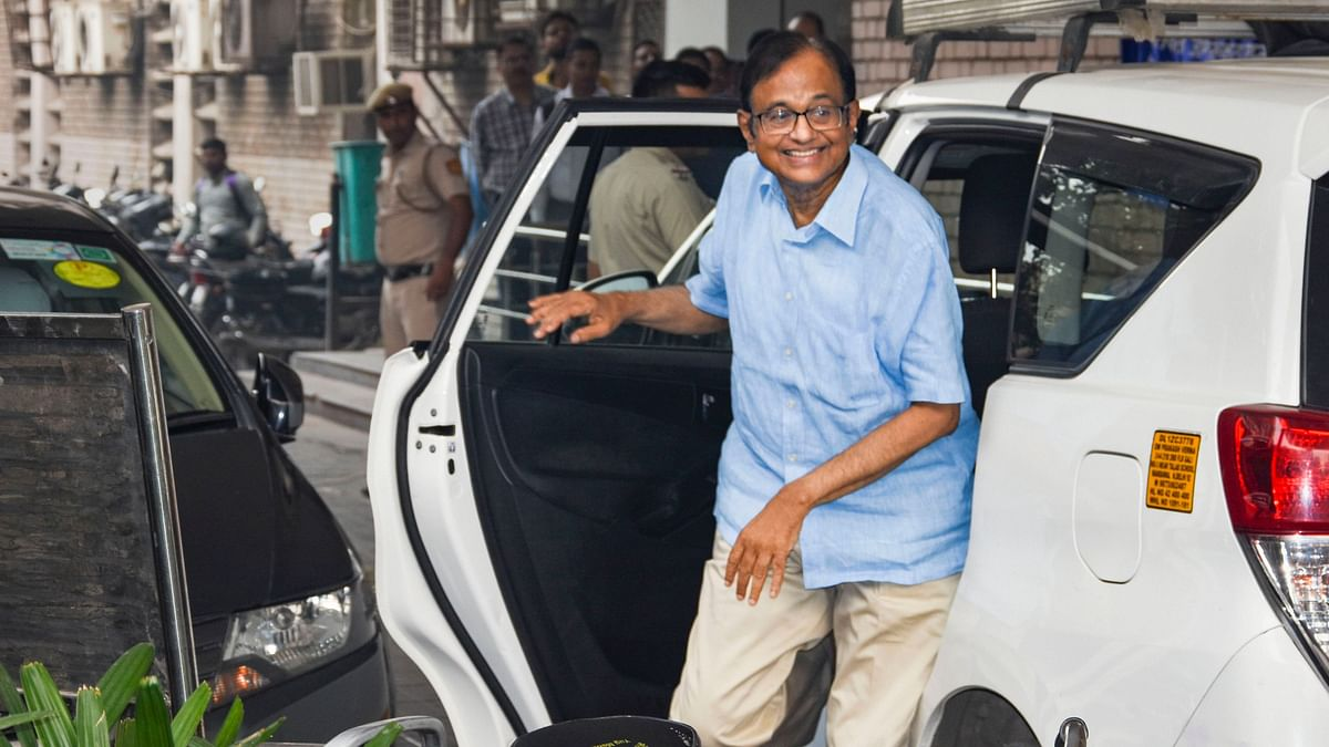 'Who Knows, EU MPs May Even Be Invited to Parliament': Chidambaram