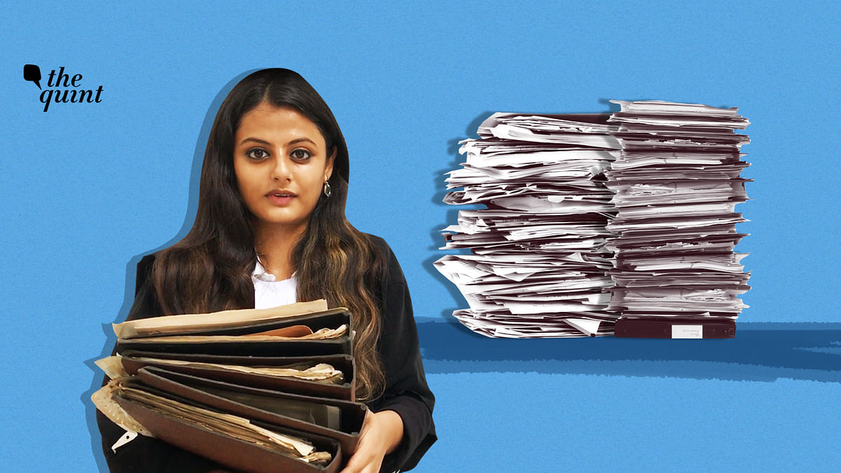 Indian Courts Use A LOT Of Paper. 11 Billion A Year, To Be Precise