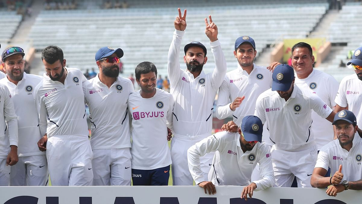 India's ICC Test Ranking After 3-0 Clean Sweep of South Africa