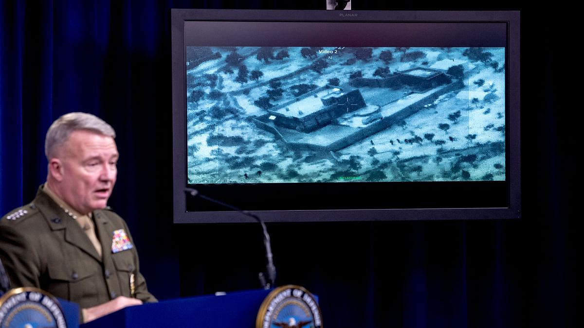 Pentagon Releases Video Footage, Photos of Baghdadi Raid
