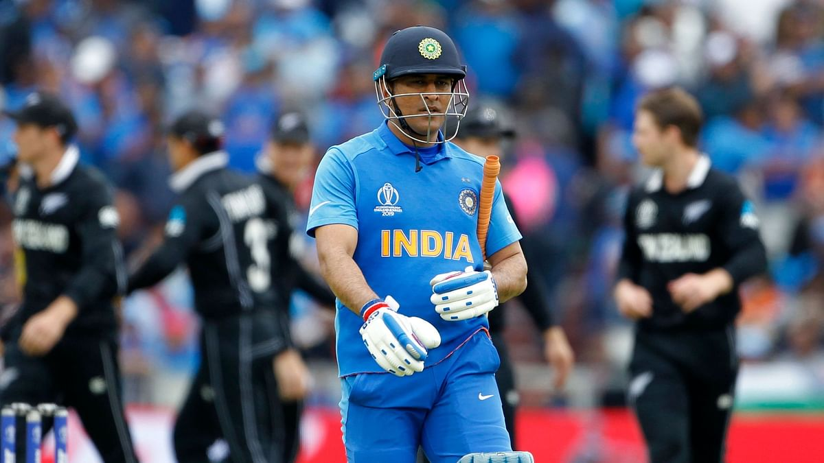 What Has MS Dhoni Been Up to Since Team India's World Cup Exit?