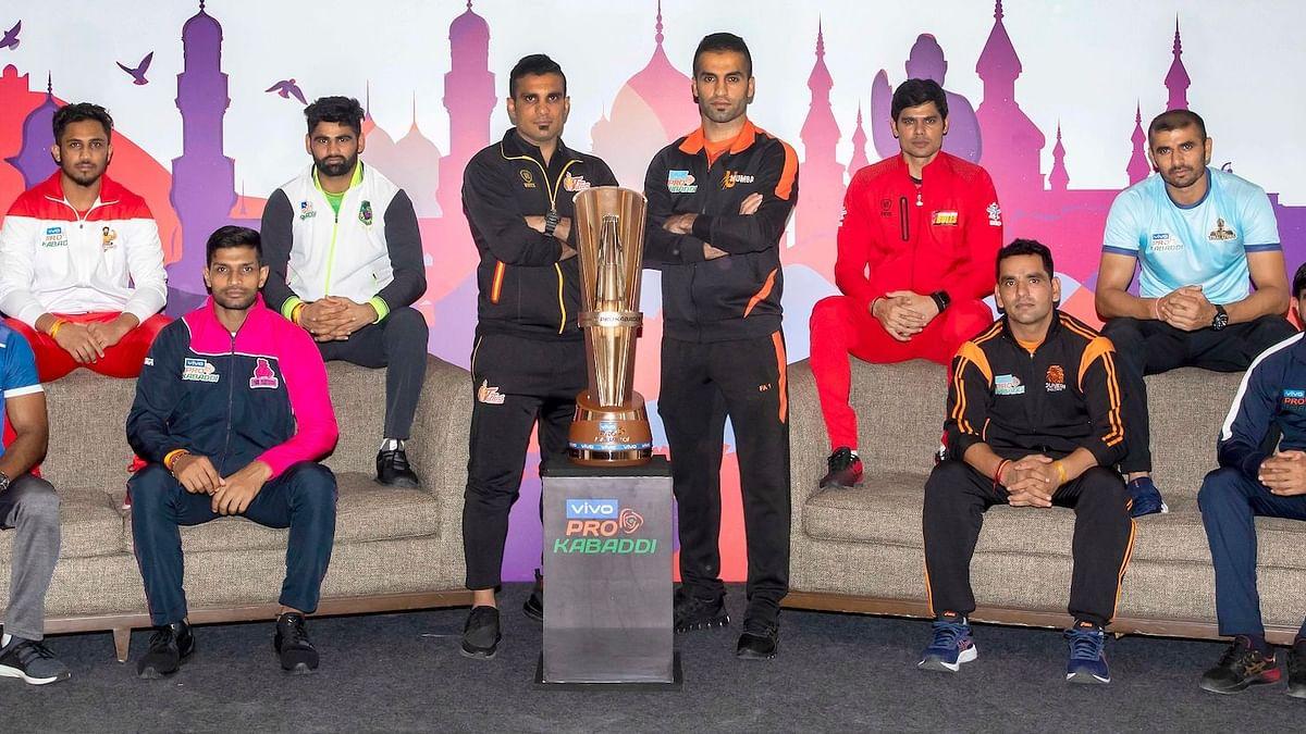Four teams who have reached the semifinals are U Mumba, Dabang Delhi, Bengal Warriors and Bengaluru Bulls.