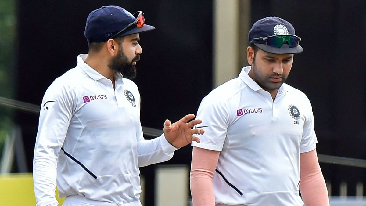 Rohit Sharma has been left out of India's squads for the tour of Australia.