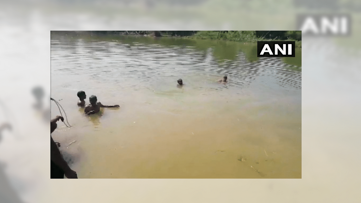 Ten  Drown During Durga Idol Immersion in Rajasthan's Dholpur