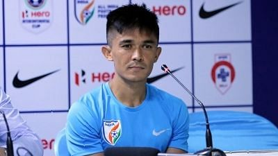 Our Performance Was No Match to Atmosphere at Salt Lake: Chhetri