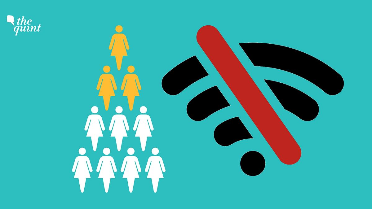 """""""Despite the enormous progress that we have made in expanding access to internet in the last 3-4 years, the percentage of women who have access remains between 30 and 35 percent,"""" said Ajit Mohan."""