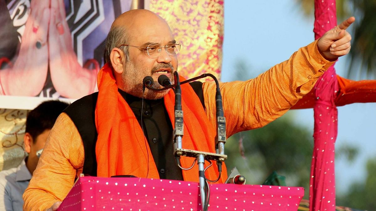 'Western Human Rights Norms Can't Be Applied in India': Amit Shah
