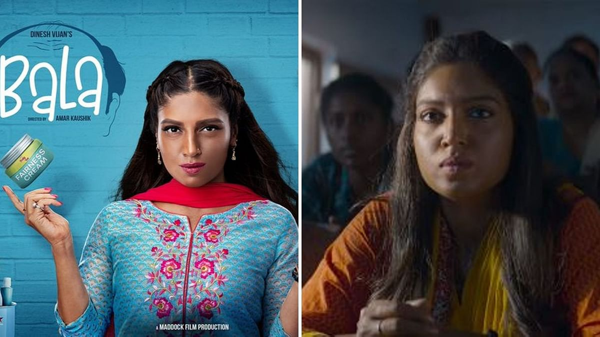 Bhumi's Dusky Skin Tone in 'Bala' Trailer Sparks Brownface Debate