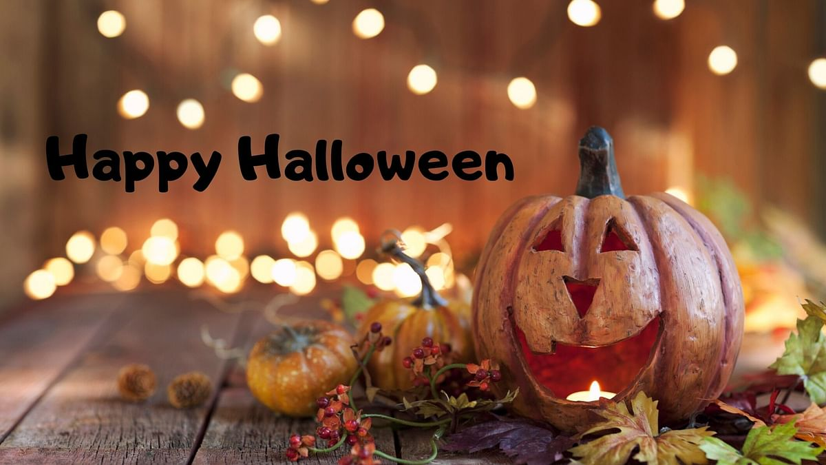 Halloween Images and Wishes
