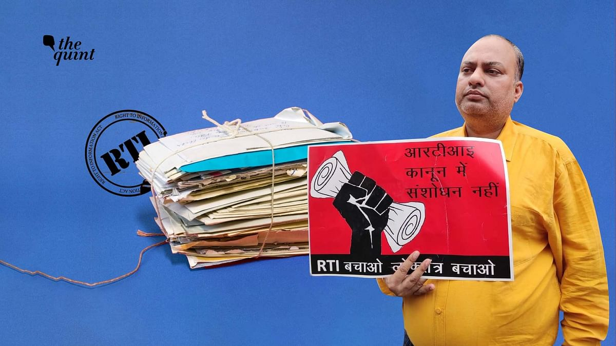 14 Years On, RTI Movement Battles 'Amendment' Roadblock