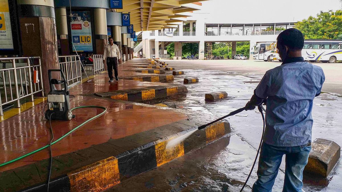 Telangana Transport Strike Enters Day 15; 50,000 Cabs off Roads