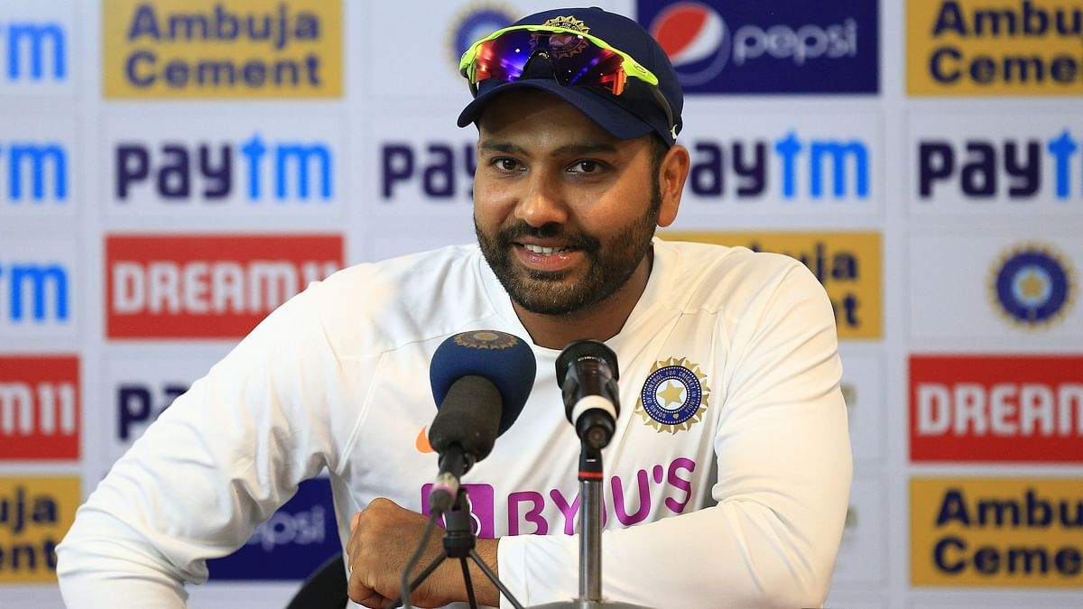 'I Have a Long Way to Go': Man of the Match Rohit Sharma After Win