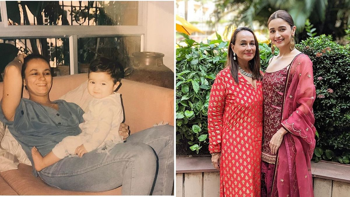 On Soni Razdan's B'Day, 10 Pics That Prove She & Alia Are BFFs