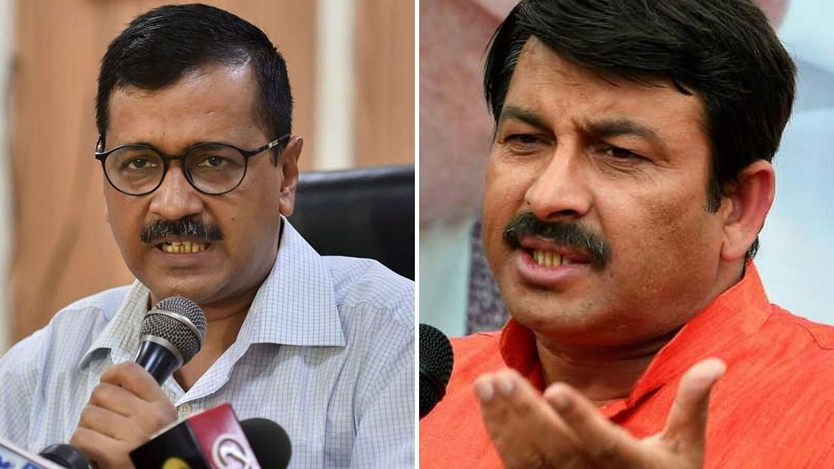 Manoj Tiwari has accused Delhi Chief Minister Arvind Kejriwal of showing hatred for people from Bihar.