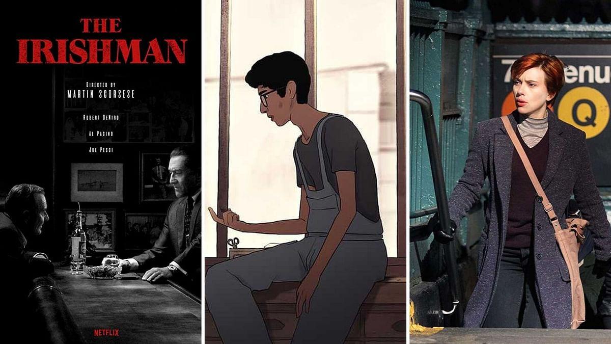 Jio MAMI 21st Mumbai Film Festival 2019: Posters and stills from <i>The Irishman, I lost My Body, </i>and <i>Marriage Story </i>