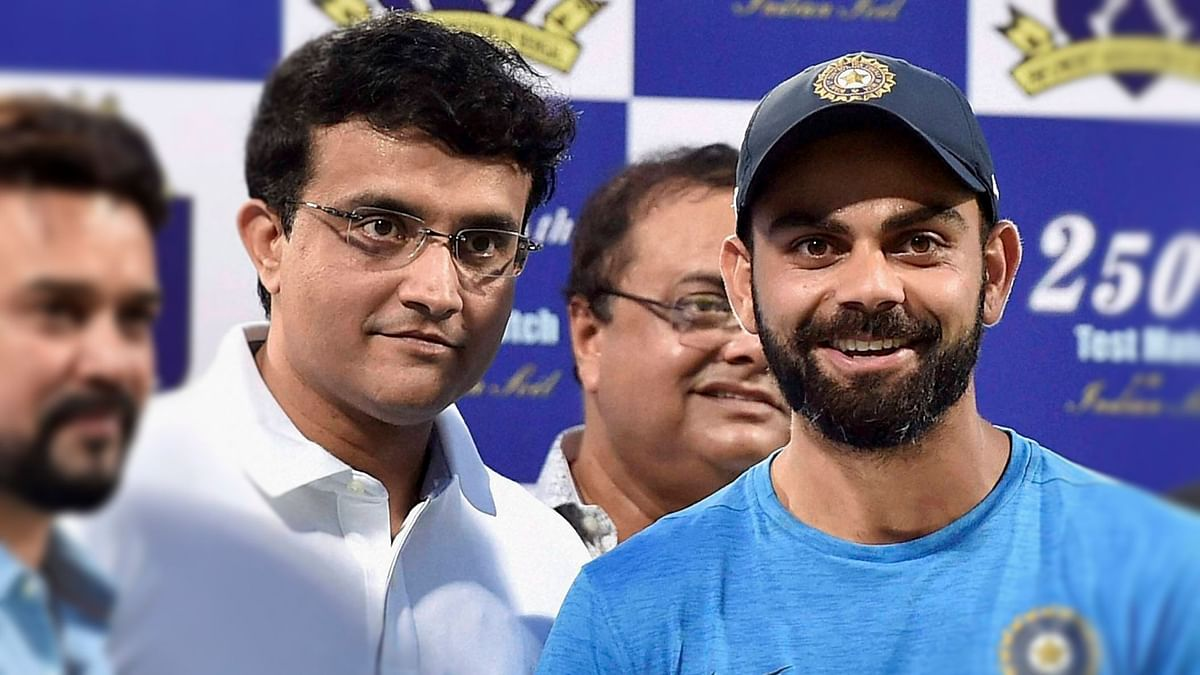 BCCI President Sourav Ganguly said Virat Kohli was the most important man in Indian cricket and he would speak to the Indian skipper.