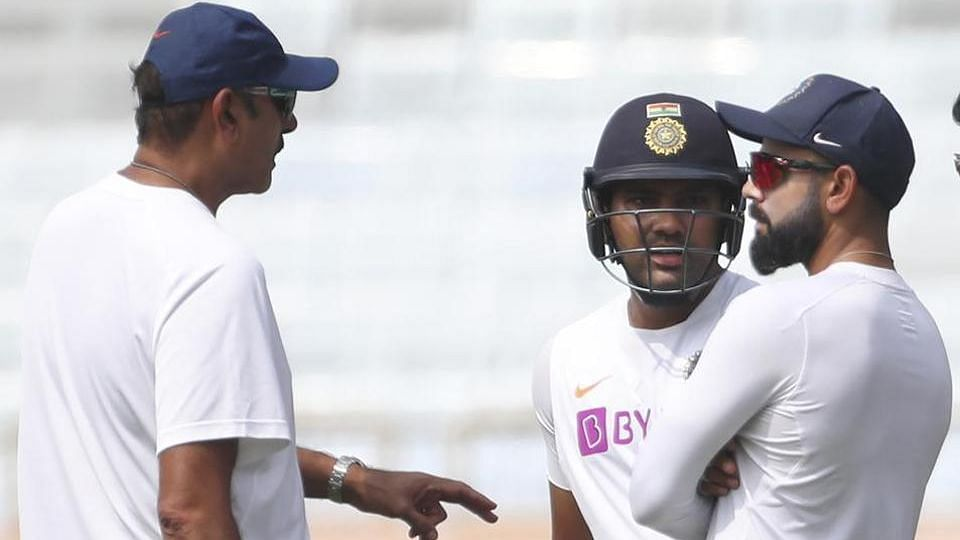 Kohli & Shastri's Support Helped in New Role as an Opener: Rohit