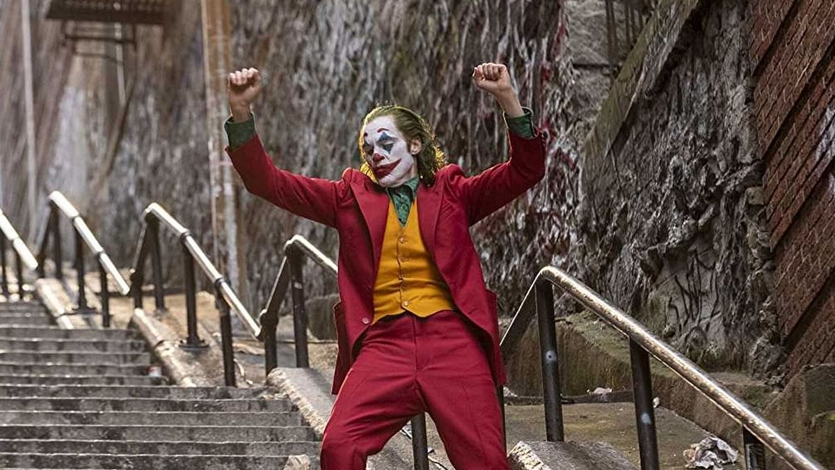 Joaquin Phoenix in <i>Joker.</i>
