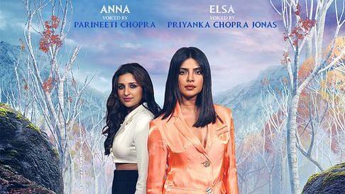 Priyanka and Parineeti Chopra will lend their voices to <i>Frozen 2</i>.