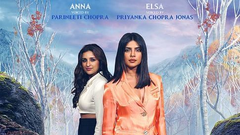 Chopra Sisters PC & Parineeti to Voice Elsa and Anna in Frozen 2