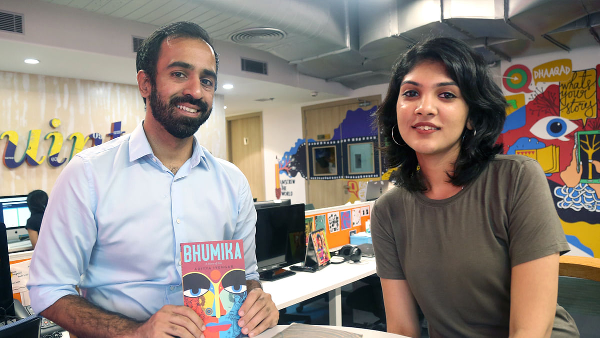 Wanted to Explore What 'Choice' Means for a Woman: Aditya Iyengar