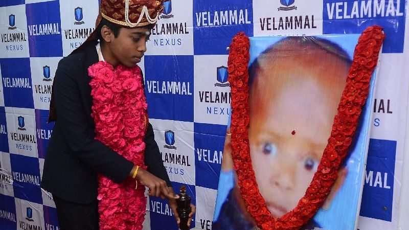 Chess Prodigy Praggnanandhaa Dedicates World Title to Sujith