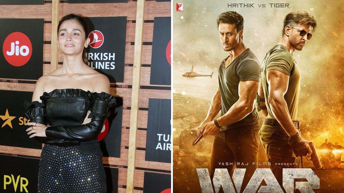 QuickE: 'War' Overtakes 'Kabir Singh'; Alia in Bhansali's Next