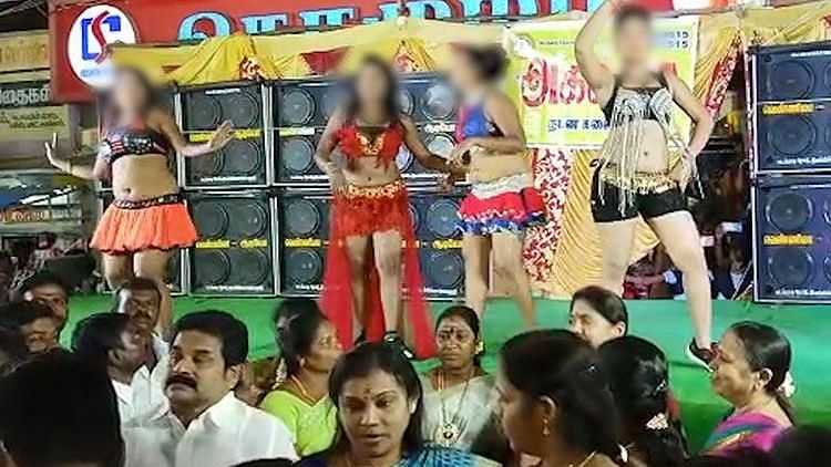 Time We Stopped Erotic 'Record Dances' in TN Political Rallies?