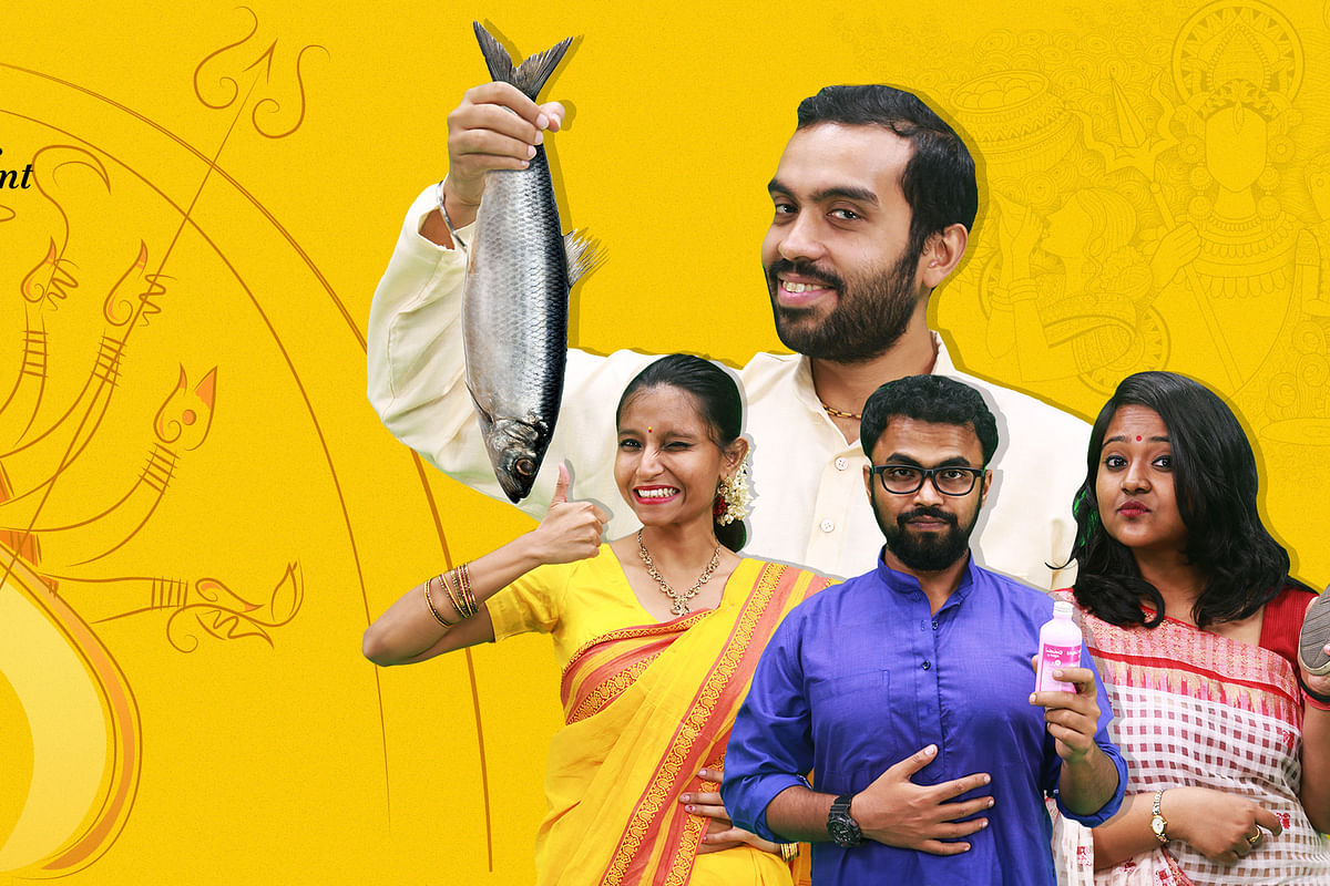 This Durga puja, we have a list of things one can do to avoid any sort of bawaal.