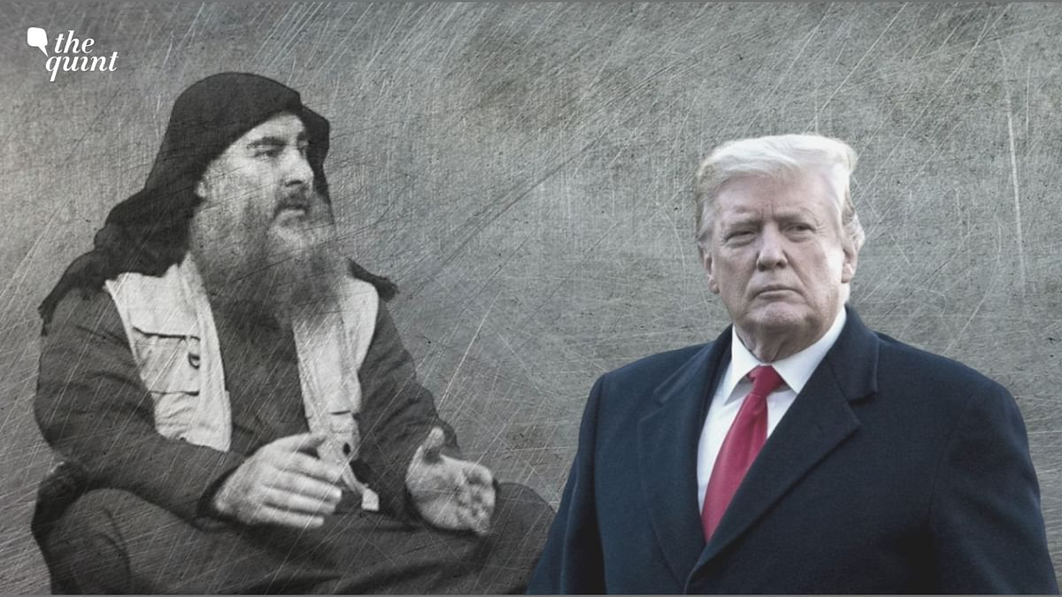 'He Died Like a Dog': Trump Announces Death of ISIS Chief Baghdadi
