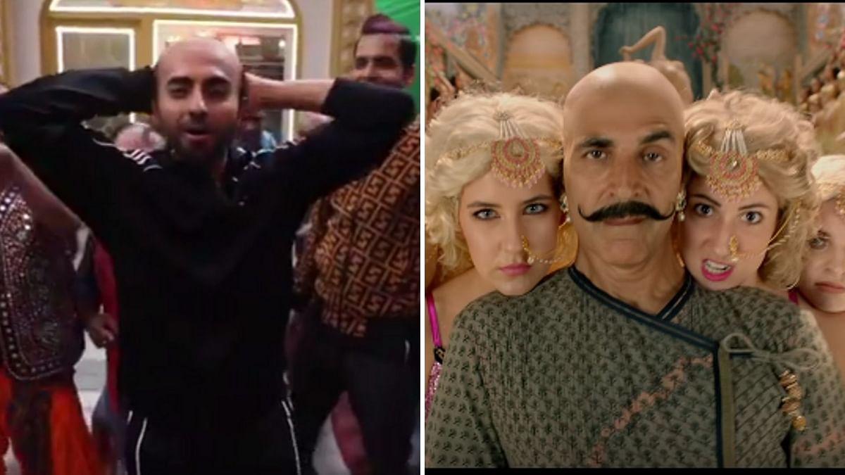 From One Bala to Another: Watch Akshay & Ayushmann's Fun Banter