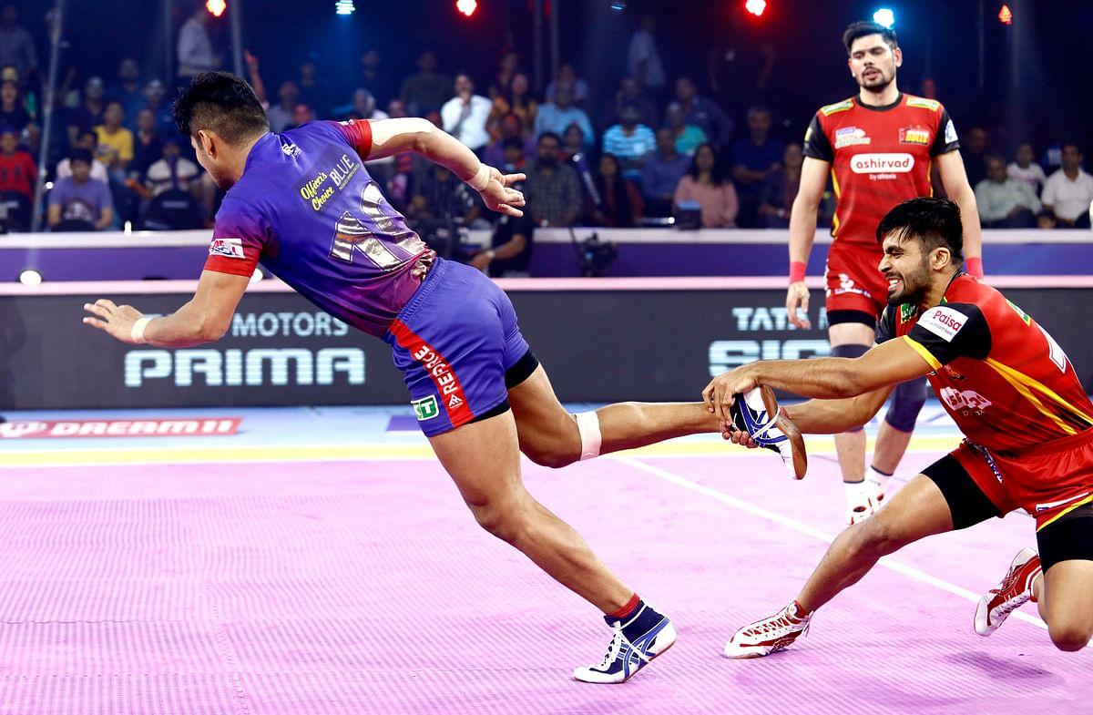 PKL: Dabang Delhi Outclass Bengaluru 44-38 to Enter Maiden Final