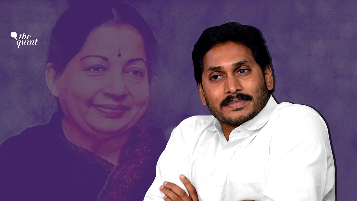Is Jagan going the Jayalalithaa way? Image used for representational purposes.