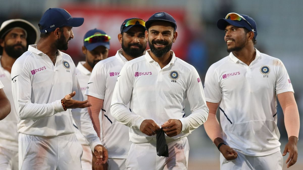 Sourav Ganguly heaped praise on the team and said it has the potential to consistently win overseas.