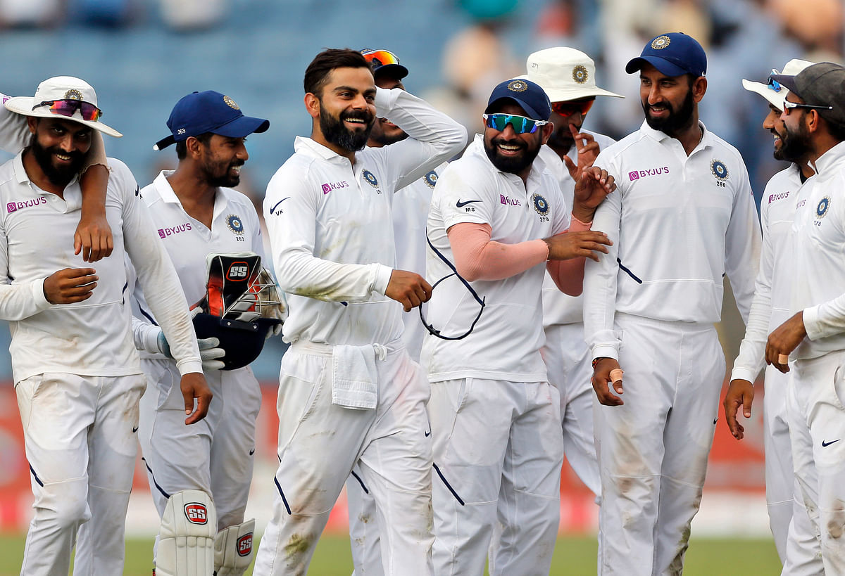 Virat Kohli-led India defeated South Africa in the second Test to take an unassailable lead in the three-match series.