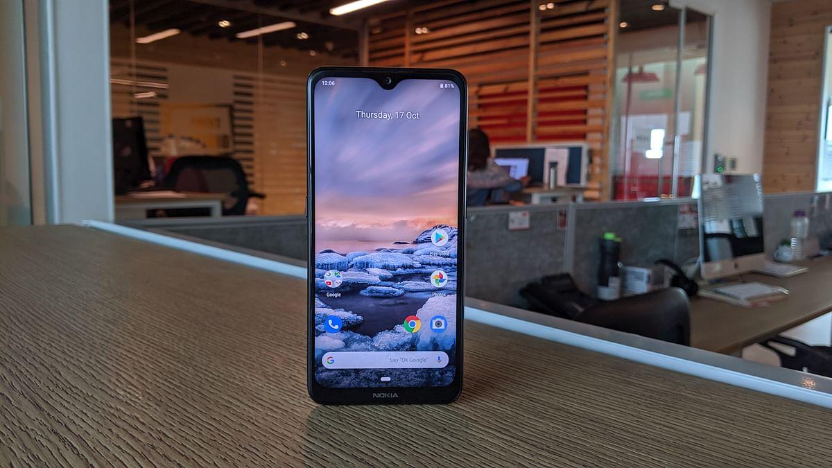 Nokia 7.2 sports a 6.3-inch Full-HD display.