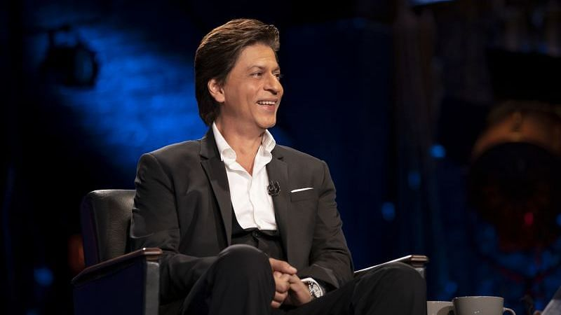 Witty and Genuine: Twitter Praises SRK at David Letterman's Show
