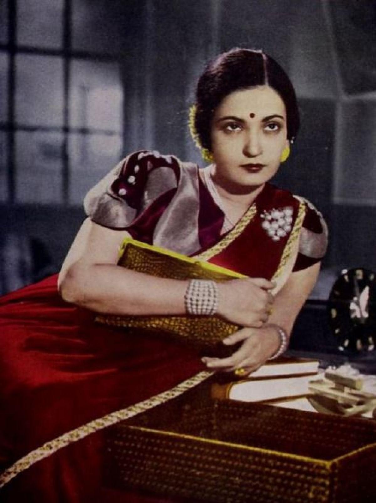 Begum Akhtar.