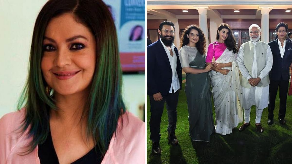Pooja Bhatt Takes a Dig at Bollywood-Modi Interaction Over Gandhi?