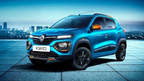 The face-lifted Renault Kwid comes with two engine options – 800 cc and 1-litre models.