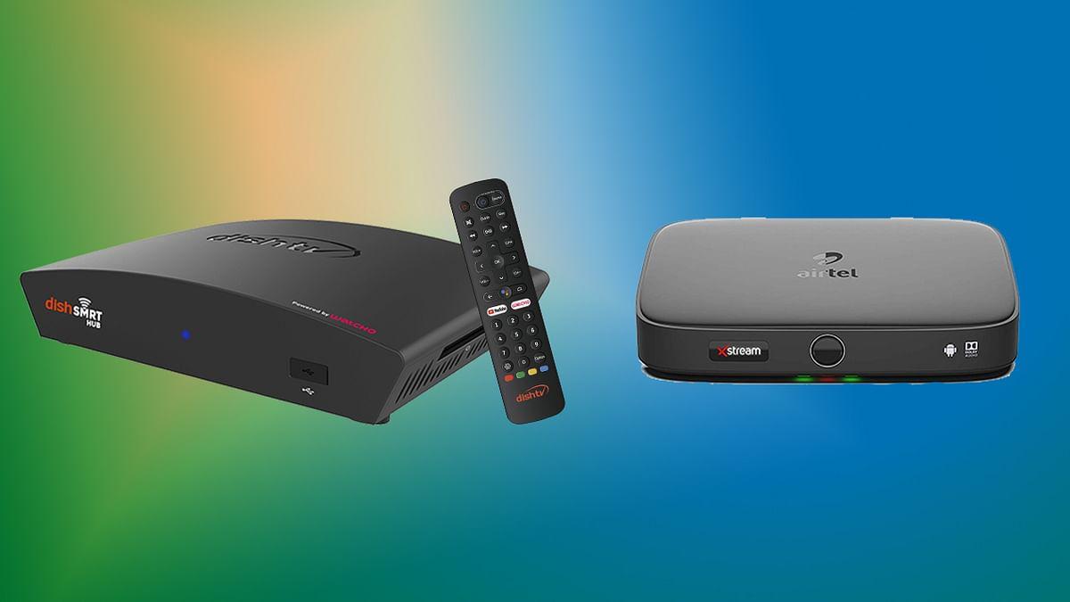 Android Set Top Box Comparison: Dish TV vs Airtel  vs JioFiber