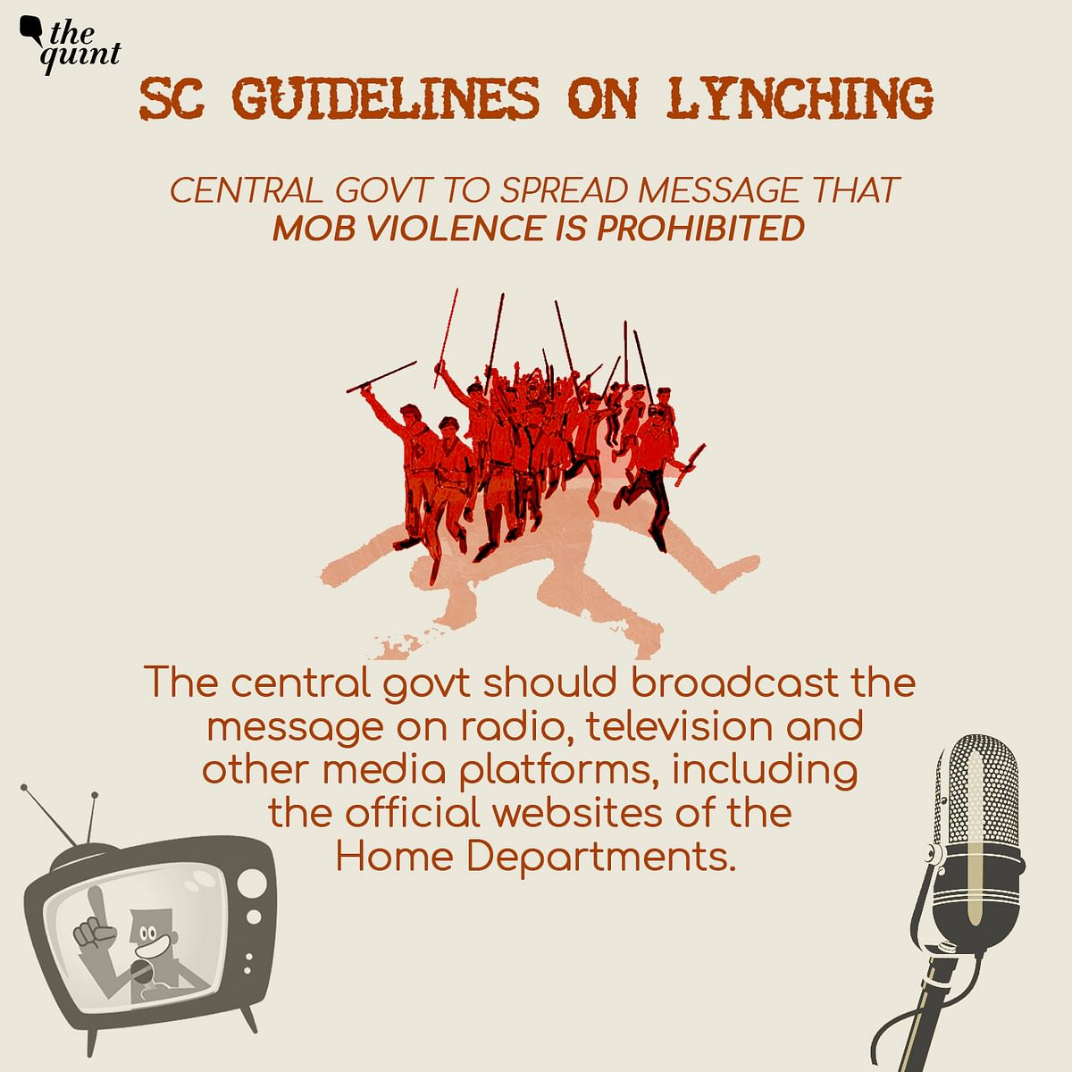 Govt Did Little to Execute SC Guidelines On Lynchings, RTI Reveals